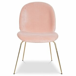 Amalfi Upholstered Dining Chair by ModShop Great price