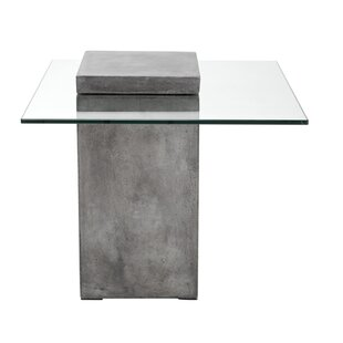 Sunpan Modern Mixt Grange End Table