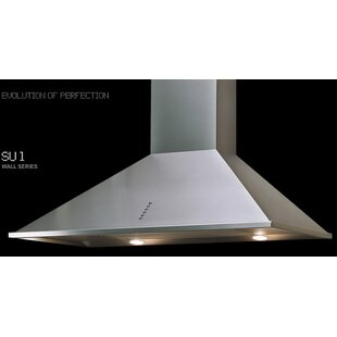 30 Wall Series 600 CFM Convertible Wall Mount Range Hood