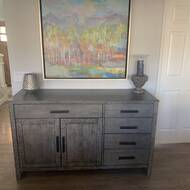 Puzant 60 Wide 5 Drawer Sideboard Joss Main
