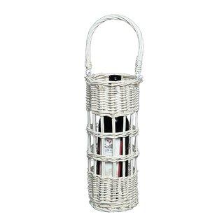 Albrecht Basket For 1 Bottle By House Of Hampton
