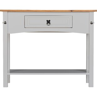Abbie Console Table By August Grove