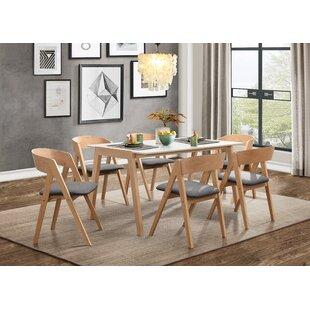 Wincott Dining Table by Turn on the Brights