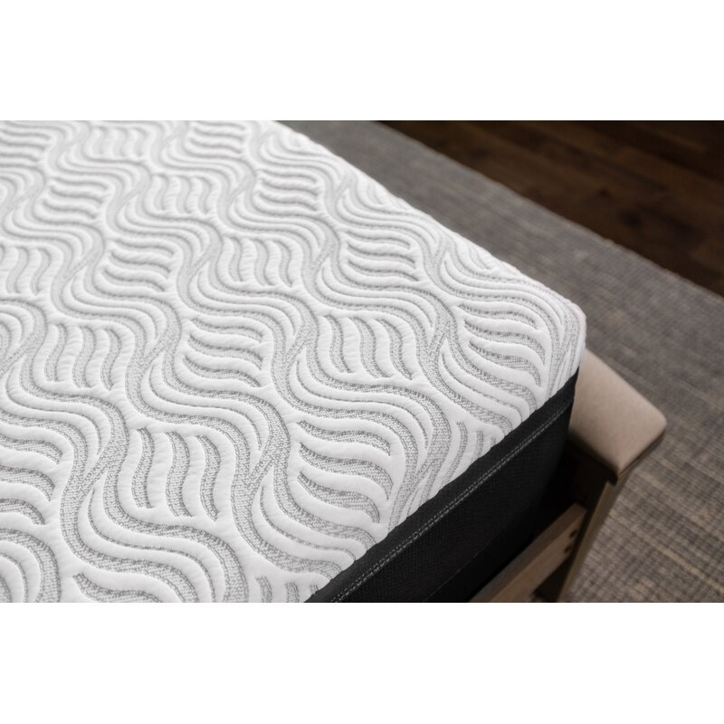 Sealy Hybrid Trust Ii Essential 12 Firm Mattress And Box Spring