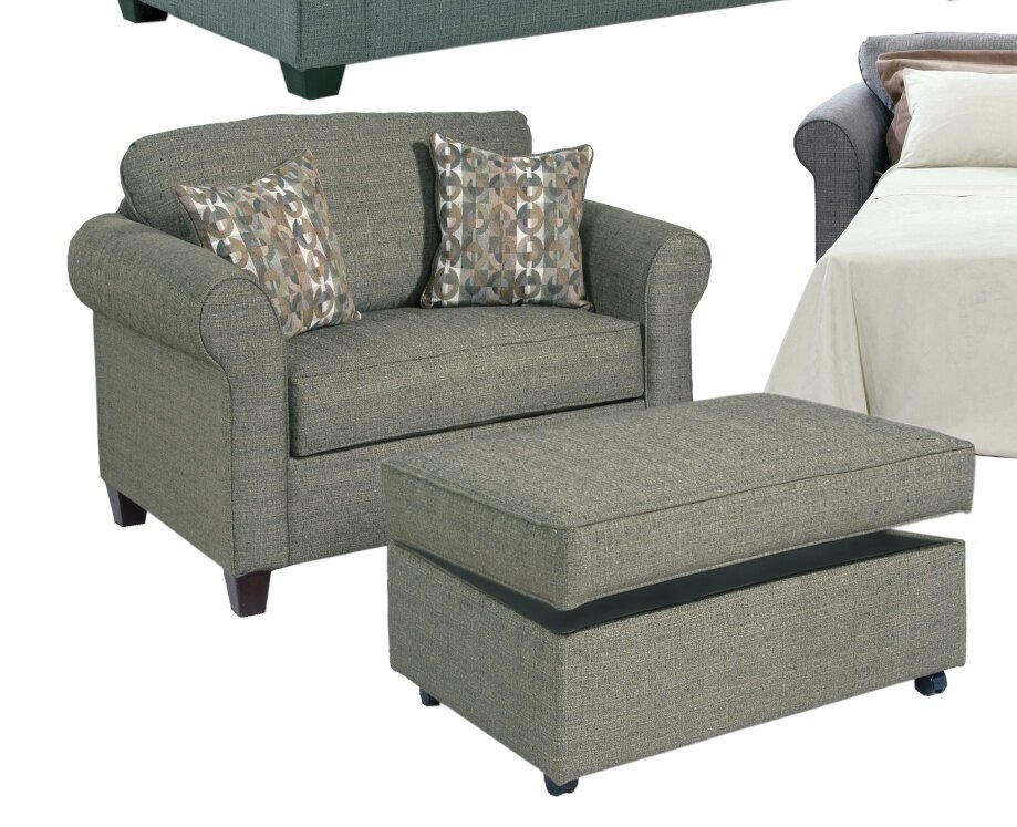 shop pier chair tufted gray eliza imports