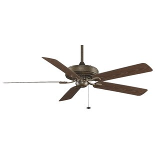 Find the perfect 60 Edgewood Deluxe 5 Blade Ceiling Fan By Fanimation
