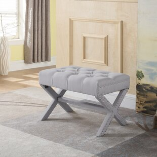 Stapleford Ottoman by House of Hampton