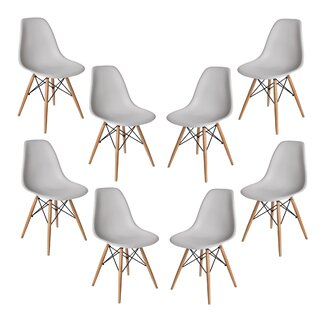 Allston Dining Chair (Set of 8) by Corrigan Studio SKU:BD610327 Description