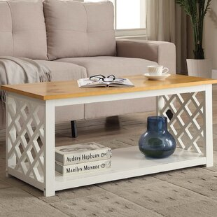 Addison Coffee Table by Charlton Home