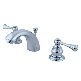 Mini Widespread Bathroom Faucet
