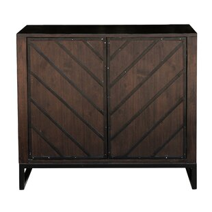 Leonia 2 Door Accent Cabinet by Brayden Studio