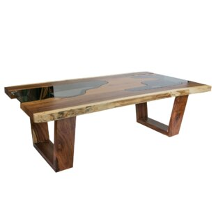 Live Edge Rustic Farmhouse Kitchen Dining Tables Youll Love