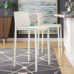 Angelia 24 Bar Stool (Set of 2) by Orren Ellis