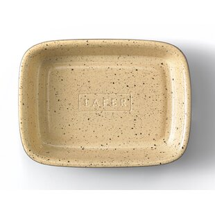 Lafer BBQ Rectangular Non-Stick Casserole Dish