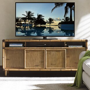 Affordable Twin Palms TV Stand for TVs up to 70 by Tommy Bahama Home Reviews (2019) & Buyer's Guide