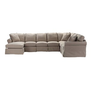 Price comparison Thames Slip Modular Sectional by Darby Home Co Reviews (2019) & Buyer's Guide