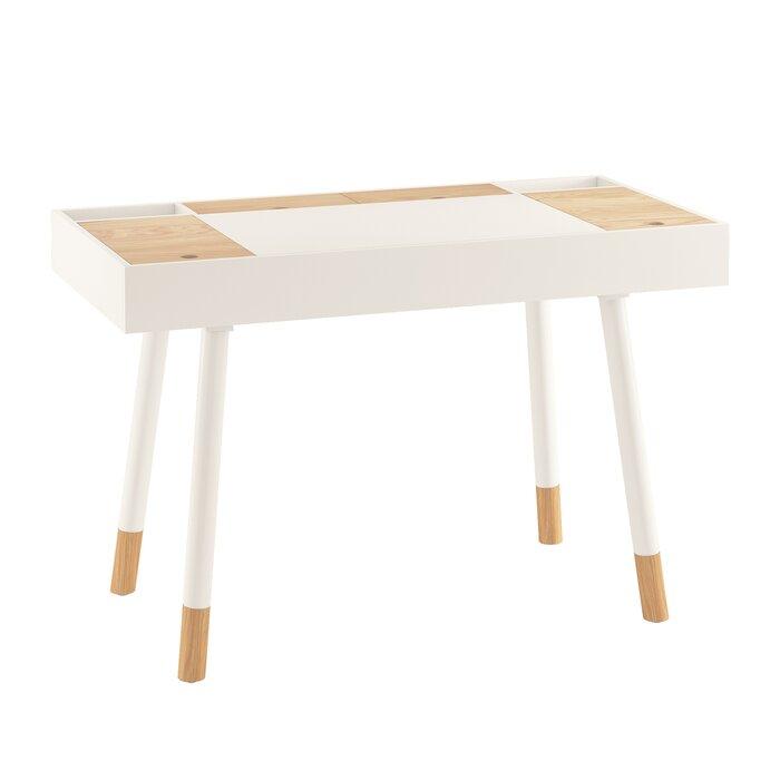 Chiesa Solid Wood Desk