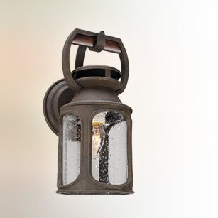Loon Peak Dawn Outdoor Wall Lantern