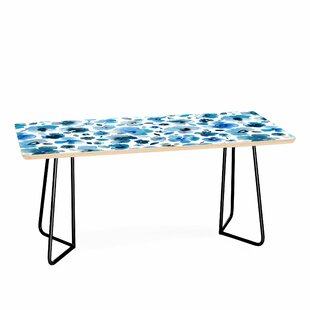 Tropical Flowers Coffee Table by East Urban Home Read Reviews