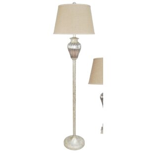 Fangio Lighting Table and Floor Lamp Set (Set of 2)