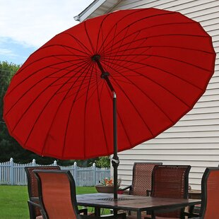 Flanagan 8' Beach Umbrella by Astoria Grand