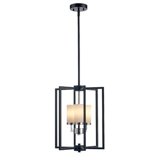 Orren Ellis Tedder 3-Light Lantern Pendant