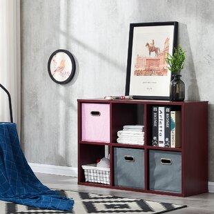 Ruso Storage Cube Bookcase By Ebern Designs