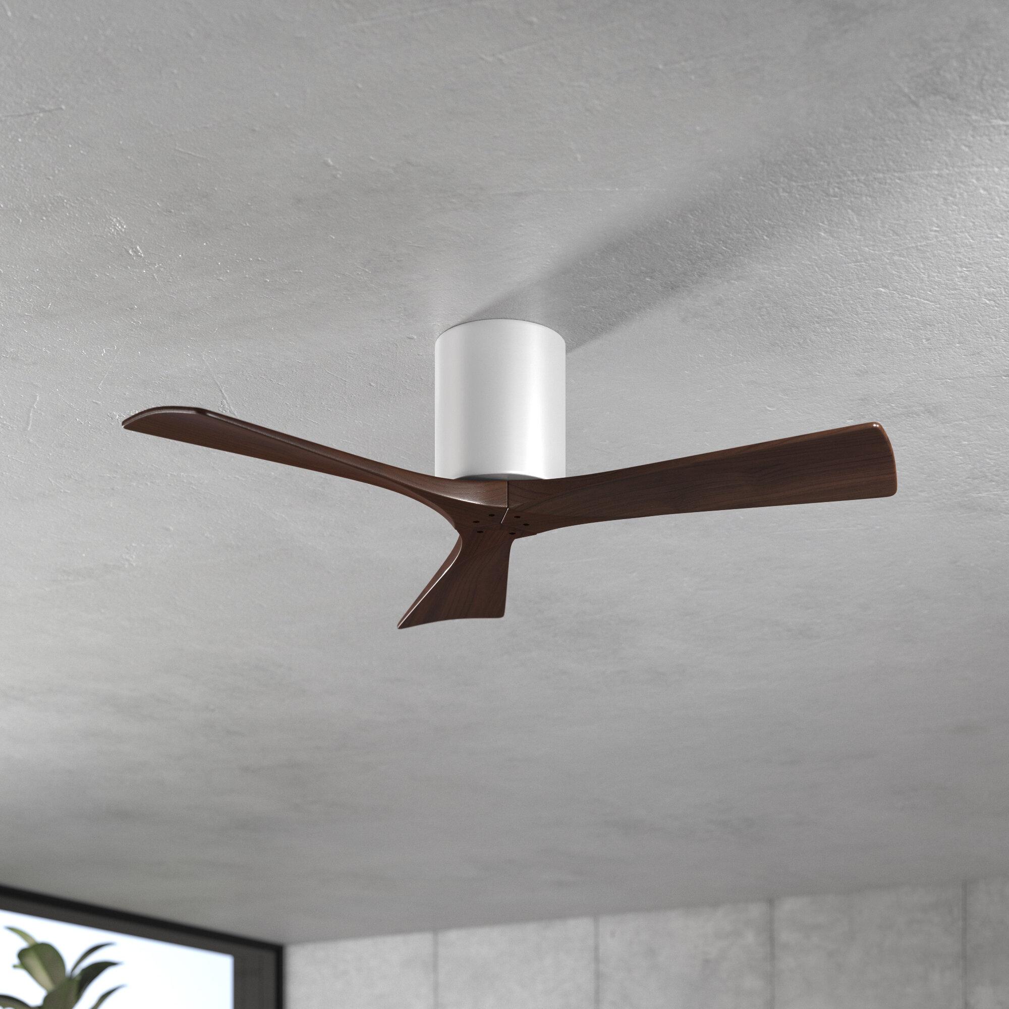 Mercury Row 42 Twigg 3 Blade Propeller Ceiling Fan With Remote Control Reviews Wayfair Ca