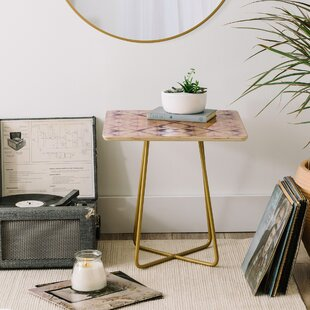 Amy Sia Tangier End Table by East Urban Home