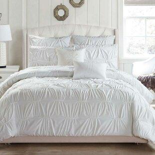 Donato 8 Piece Reversible Comforter Set