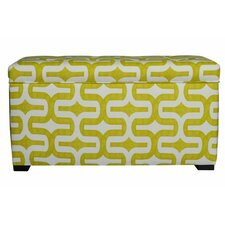 Angela Storage Bedroom Bench by Sole Designs