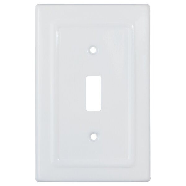 Switch Plate Covers White Wayfair