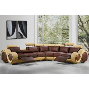 Living Room Sectionals With Chaise reclining sectionals you'll love | wayfair
