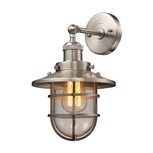 Humphries 1-Light 60W Wall Sconce