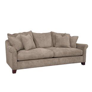Admirable nail on the sofa