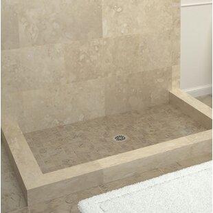 Tile Redi Muli Curb Shower Pan 60