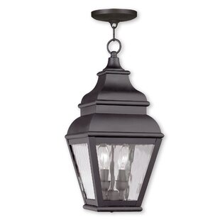 Southport 2-Light Foyer Pendant by DarHome Co