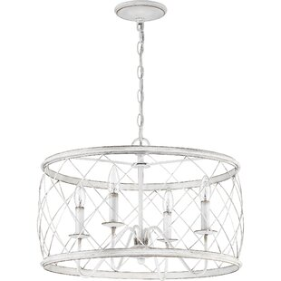 Meryl 4-Light Drum Chandelier