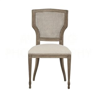 Lisa Marie Solid Wood Dining Chair Aidan Gray