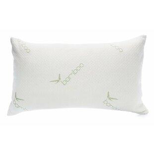 The Final Grab Inc. Hypoallergenic Comfort Memory Foam Queen Pillow