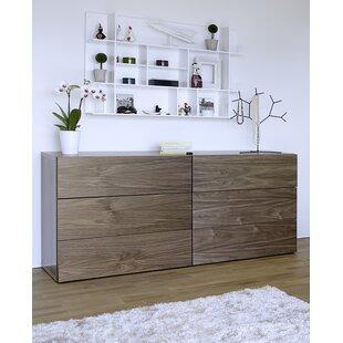 6 Drawer Sideboard By Ebern Designs