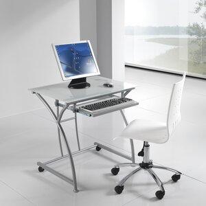 Computertisch mit Tastaturauszug Idea von Tomasu..
