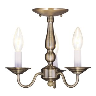 Allensby 3-Light Candle Style Chandelier