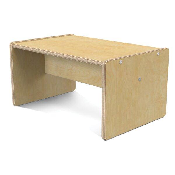 Jonti Craft 3 Piece Kids Rectangular Table And Chair Set Wayfair