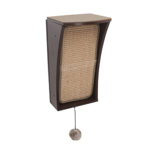 catchall wall mounted cat scratching post - Cat Scratchers