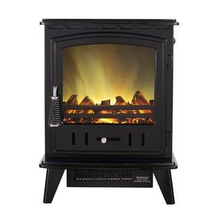 Chittick Electric Fireplace By Rosalind Wheeler