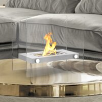 Deals on Regal Flame Monrow Ventless Portable Bio Ethanol Tabletop Fireplace