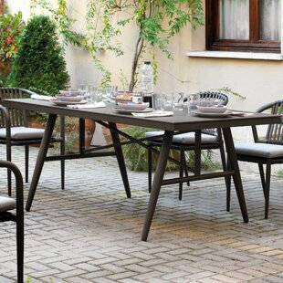 Hollowell Dining Table By Sol 72 Outdoor