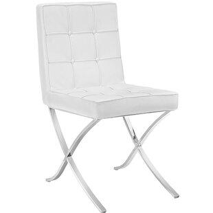 Trieste Memory Foam Side Chair by Modway