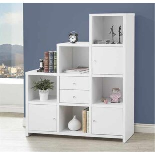 Ribeiro Step Bookcase